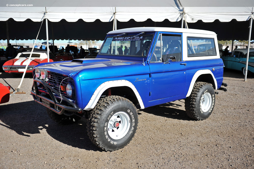 auction results and data for 1969 ford bronco. Black Bedroom Furniture Sets. Home Design Ideas