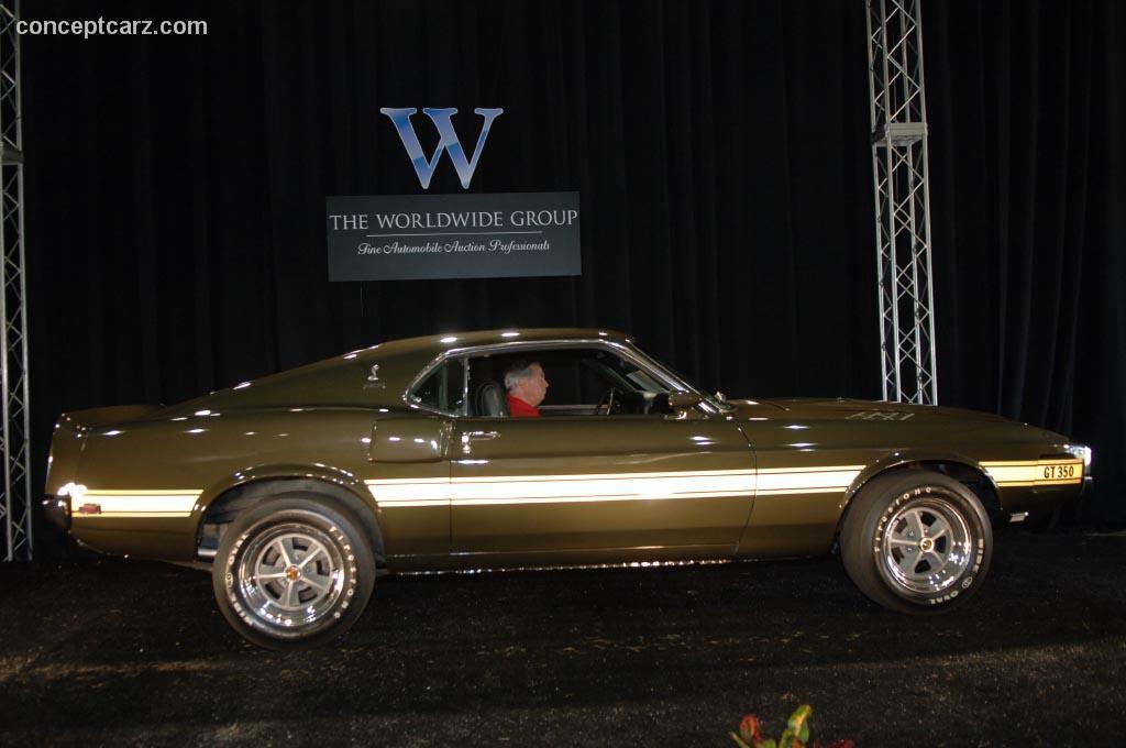Hertz Auto Sales >> 1969 Shelby Mustang GT350 Hertz - conceptcarz.com