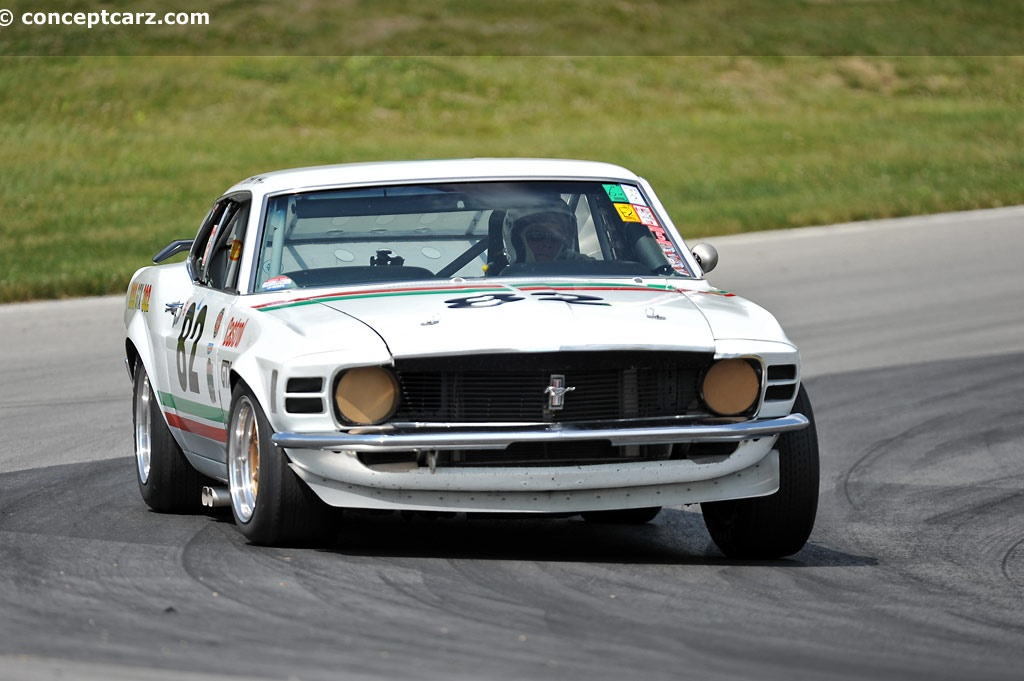 auction results and data for 1970 ford mustang boss 302. Black Bedroom Furniture Sets. Home Design Ideas