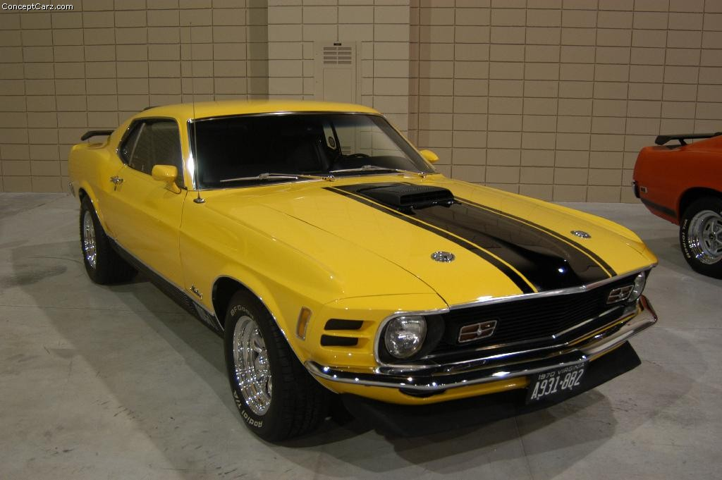 Ford Mustang 1967 to 1973