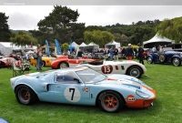 1971 Ford GT40 image.