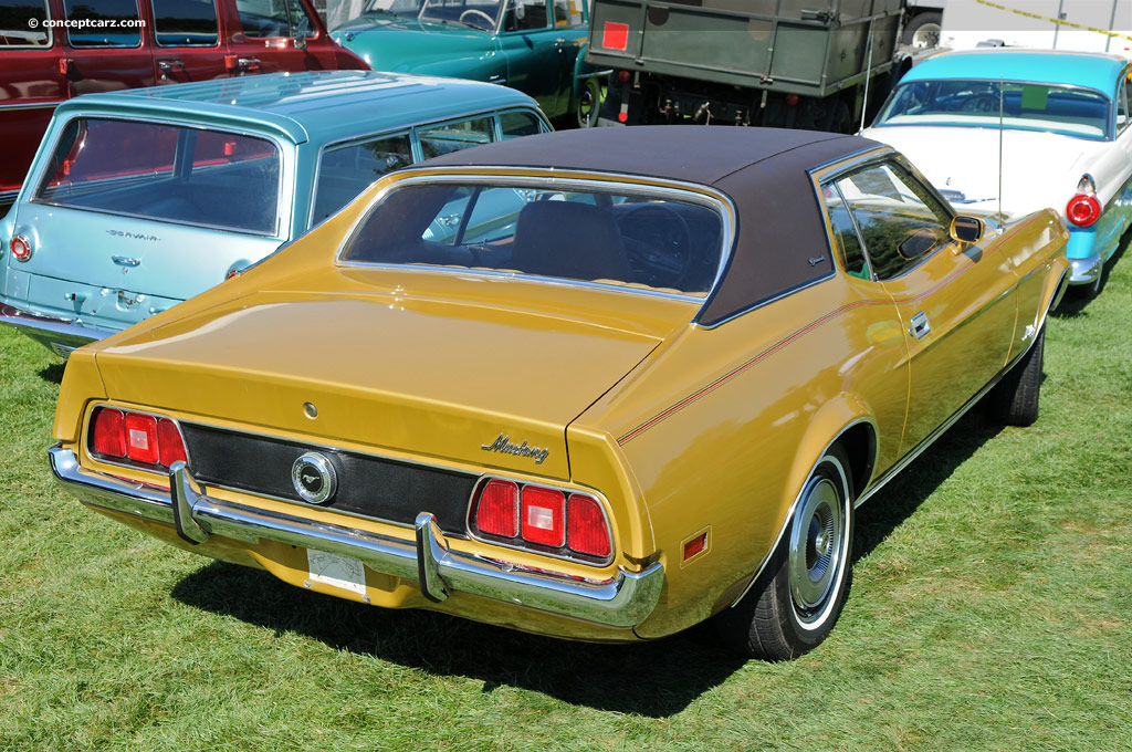 1972 Ford Mustang Conceptcarz Com