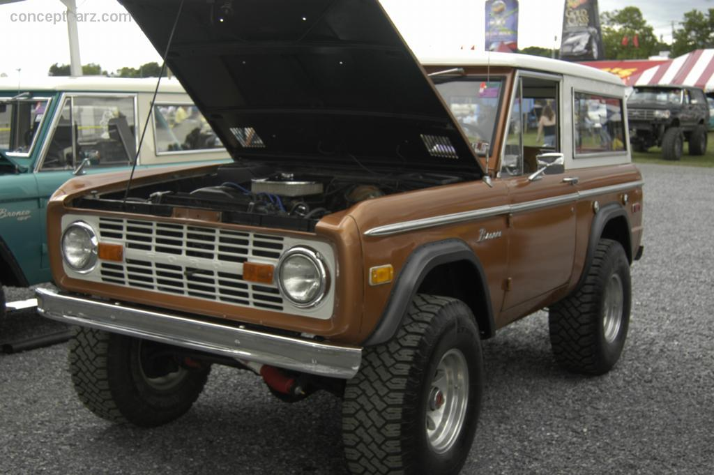auction results and data for 1972 ford bronco. Black Bedroom Furniture Sets. Home Design Ideas