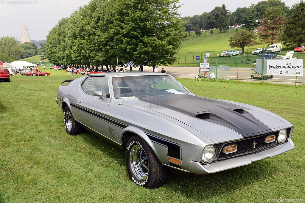Auction results and data for 1972 Ford Mustang ...