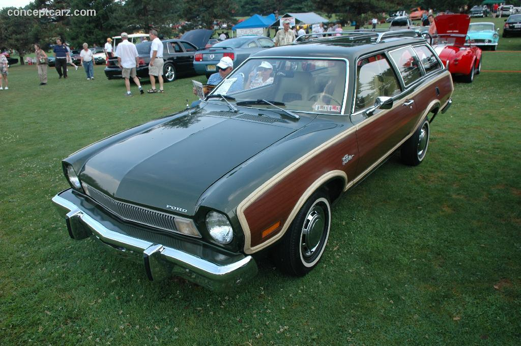 Auction Results And Data For 1974 Ford Pinto Conceptcarz Com