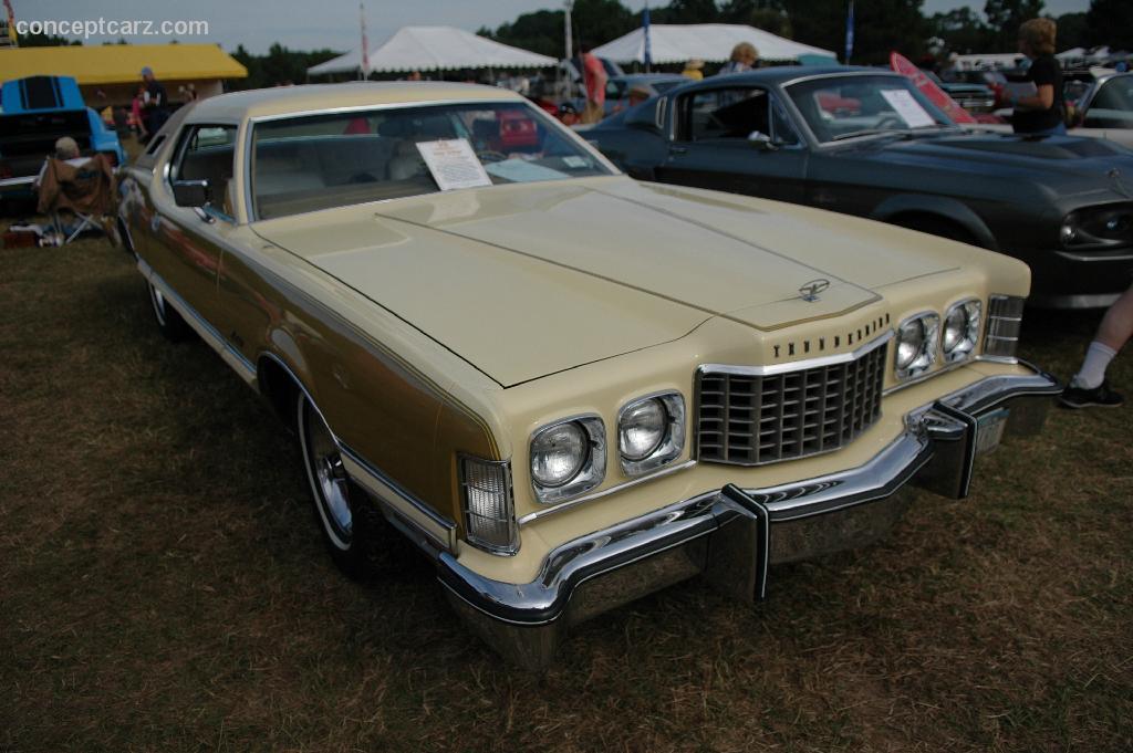 1976 Ford Thunderbird thumbnail image