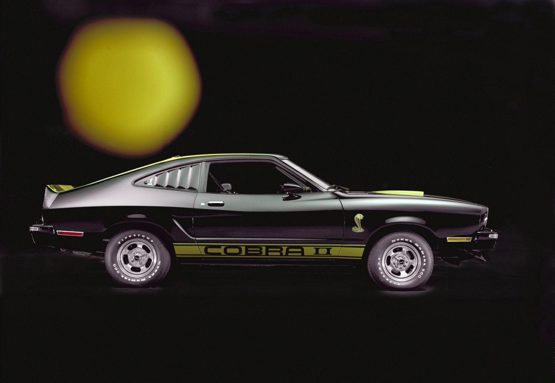 1977 Ford Mustang Ii Image