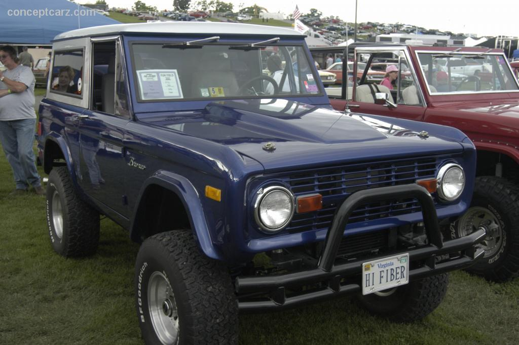 1966 1977 Ford Bronco For Sale.html | Autos Weblog