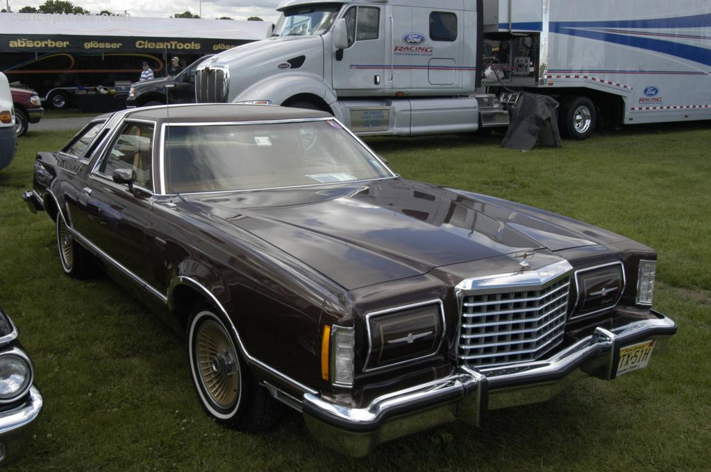 Auction Results And Data For 1978 Ford Thunderbird