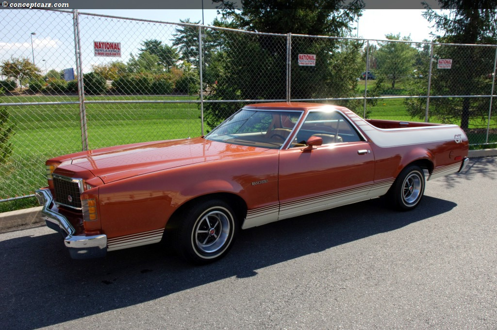 note the images shown are representations of the 1979 ford ranchero - 1979 Ford Ranchero
