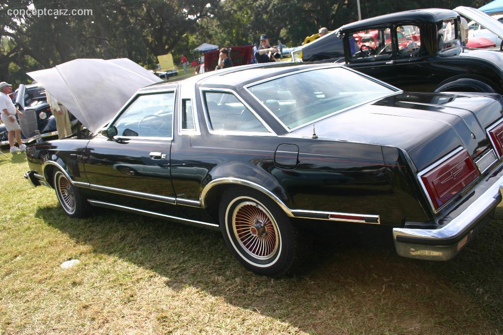 auction results and data for 1979 ford thunderbird. Black Bedroom Furniture Sets. Home Design Ideas