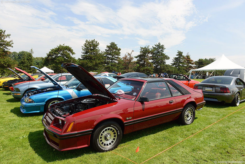 1982 Ford Mustang Conceptcarz Com