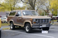 1984 Ford Bronco image.