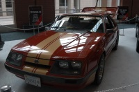 1985 Ford Mustang image.
