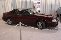 1987 Ford Mustang image.