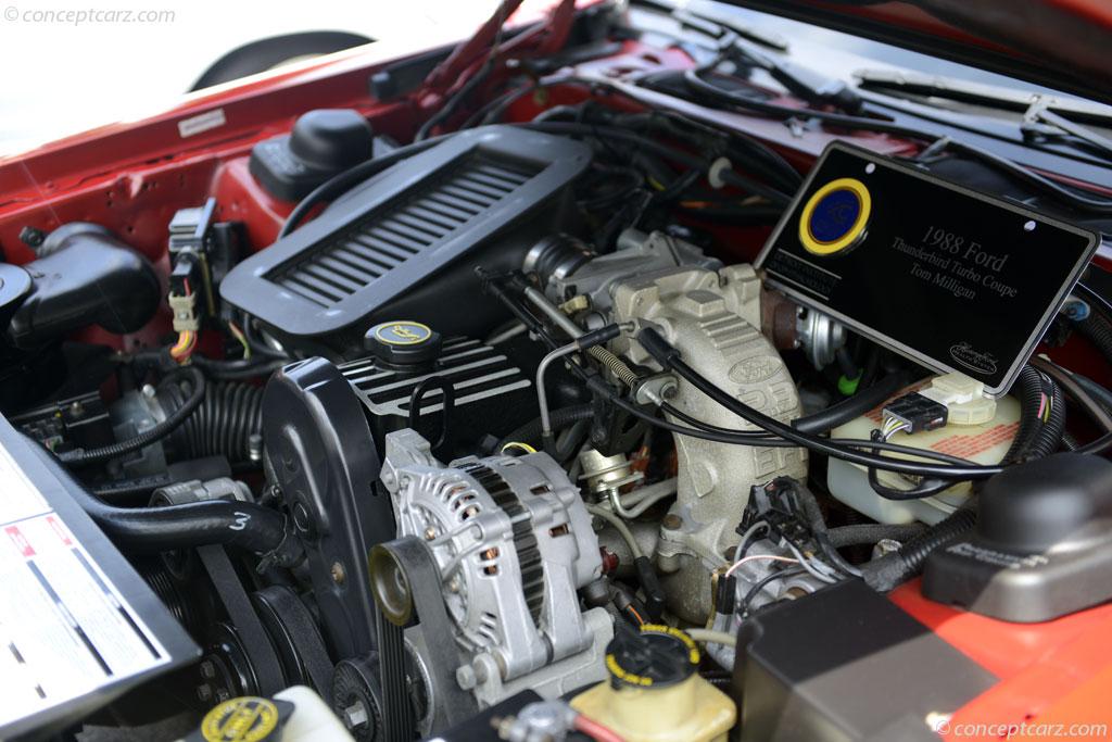 1988 Ford Thunderbird Conceptcarz Com
