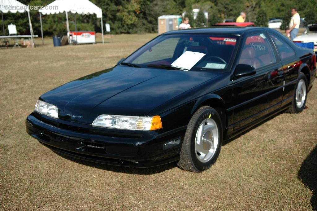 1989 Ford Thunderbird (LX) - Conceptcarz