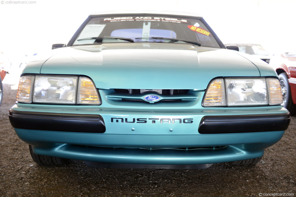 1991 Ford Mustang Conceptcarz Com