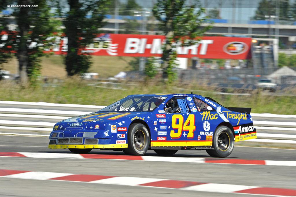 cutlass 1994 ford thunderbird nascar information on the 1994 ford ...