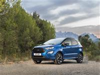 2018 Ford EcoSport image.