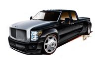 2011 Ford F-350 Super Duty by Hulst Customs image.