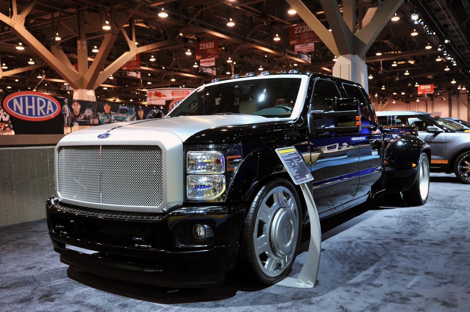 2011 Ford F-350 Super Duty by Hulst Customs Images. Photo Ford-F-350-SD_Hulst-Customs-02-1600.jpg