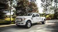 2018 Ford F-Series Super Duty Limited image.