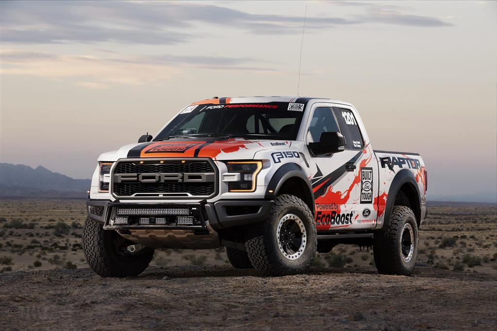 Ford F-150 Raptor pictures and wallpaper