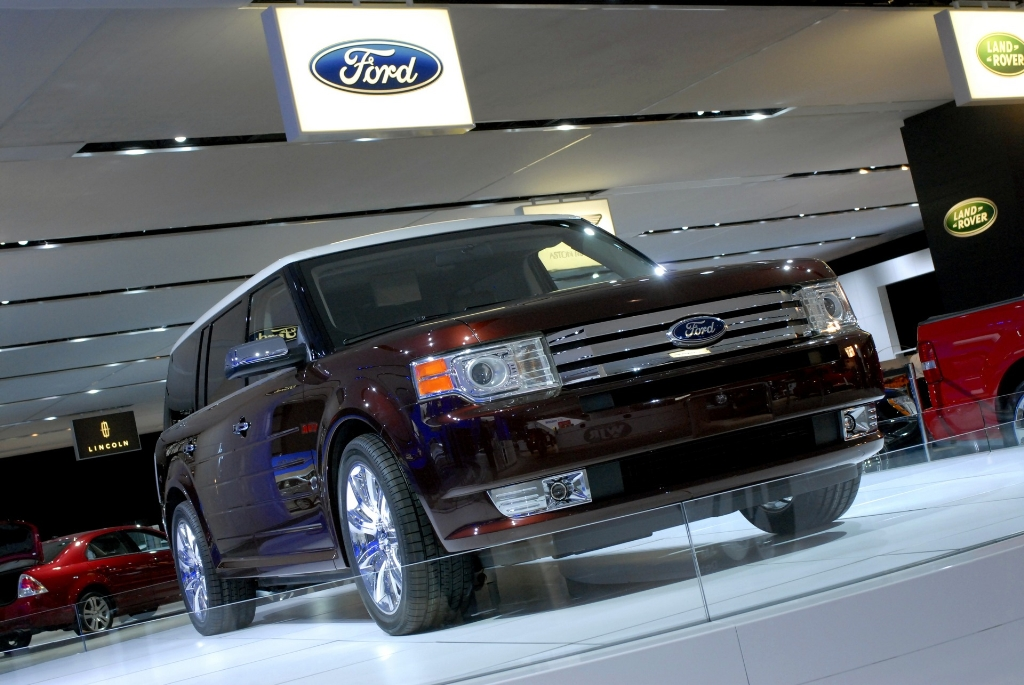 2009 ford flex an all new full size crossover redefines the journey. Cars Review. Best American Auto & Cars Review