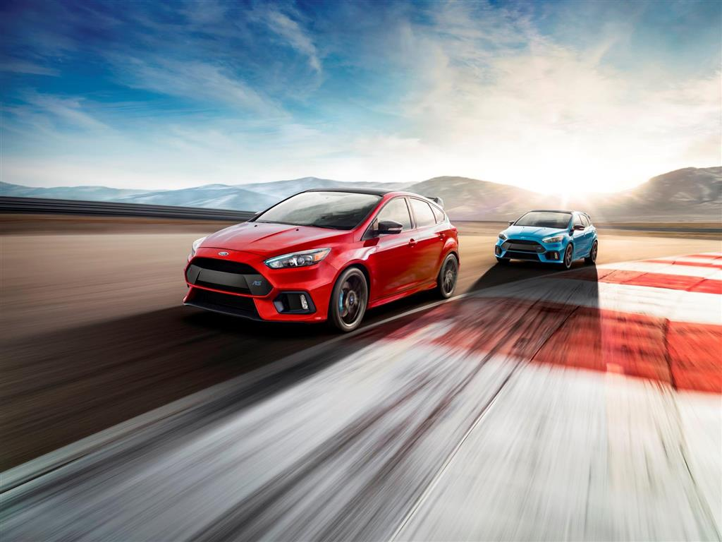 Ford Focus RS Limited Edition pictures and wallpaper