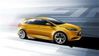 2012 Ford Focus ST image.