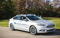 2017 Ford Fusion Hybrid Autonomous image.