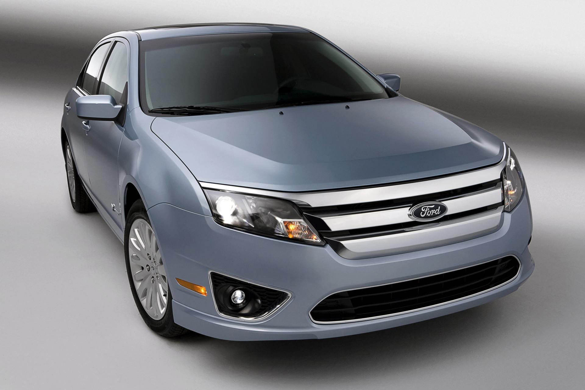 2010 ford fusion hybrid technical specifications and data engine dimensions and mechanical. Black Bedroom Furniture Sets. Home Design Ideas