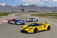 2017 Ford GT image.