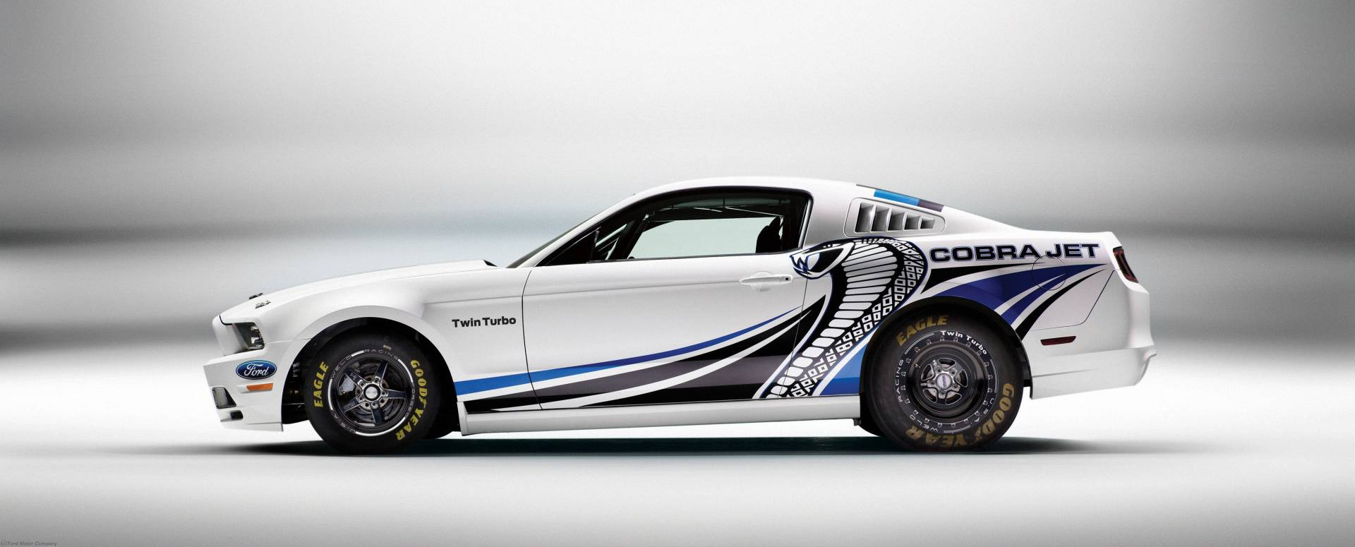2013 Ford Mustang Cobra Jet Twin Turbo Concept