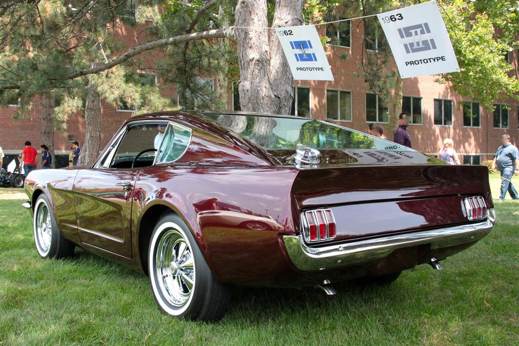 1963 Ford Mustang Prototype - conceptcarz.com