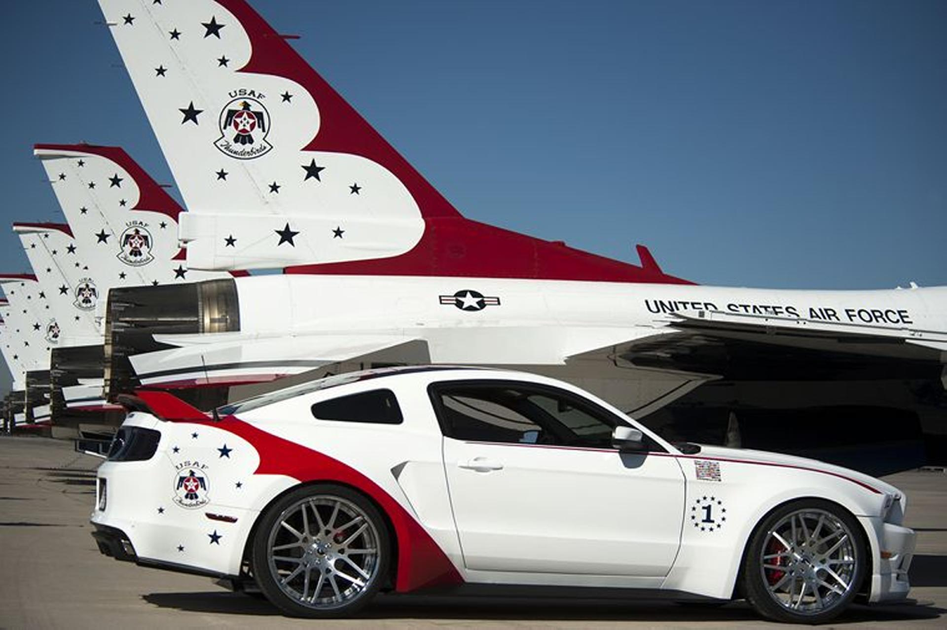 2014 Ford Mustang U S Air Force Thunderbirds