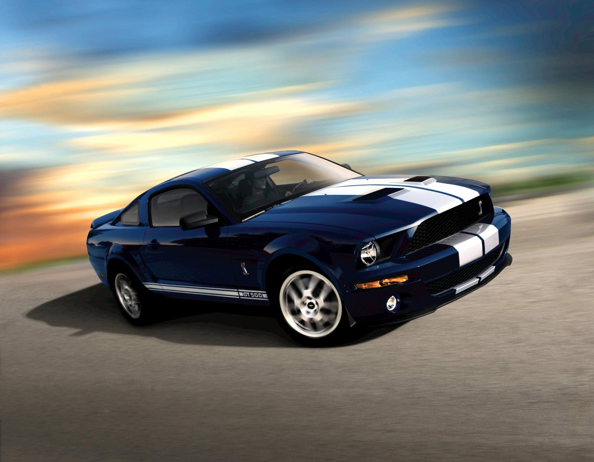 2009 Ford Shelby GT 500
