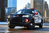 Ford Police Interceptor Utility Monthly Sales