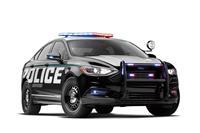 2017 Ford Police Responder Hybrid Sedan image.