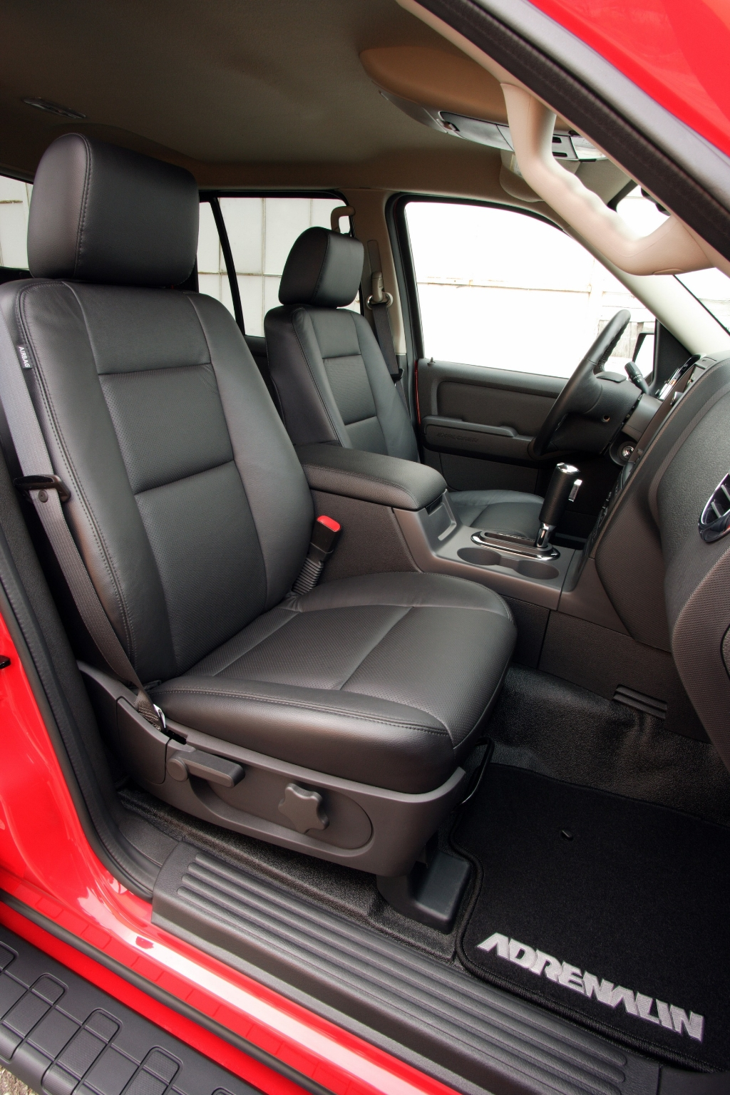 2008 Ford Explorer Sport Trac Adrenalin Image