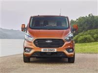 2017 Ford Transit Custom image.