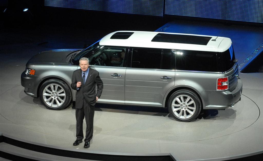 2010 Ford Flex Ecoboost Photo