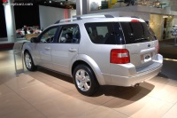 2007 Ford Freestyle image.