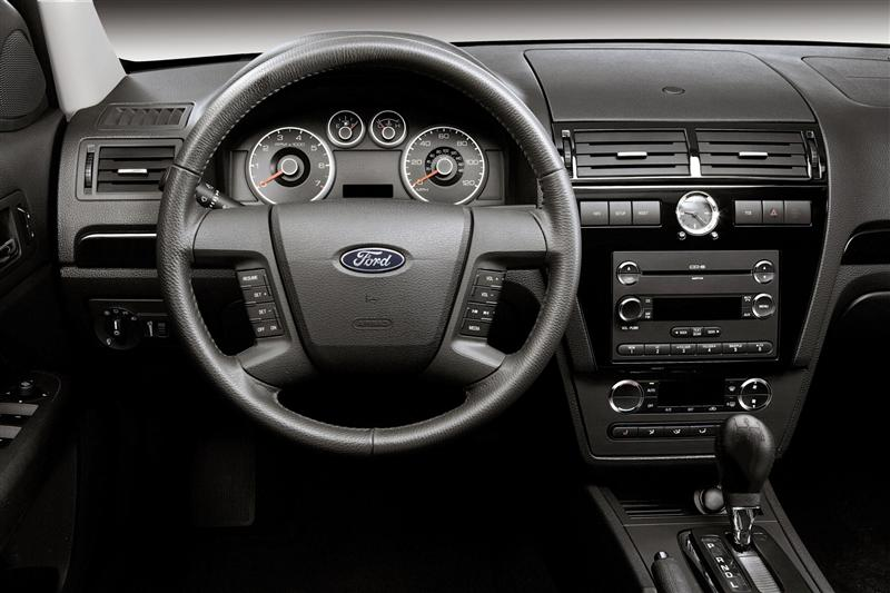 2009 Ford Fusion Image