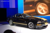 2007 Shelby Mustang 350H image.