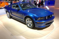 2007 Ford Mustang California Special GT/CS image.