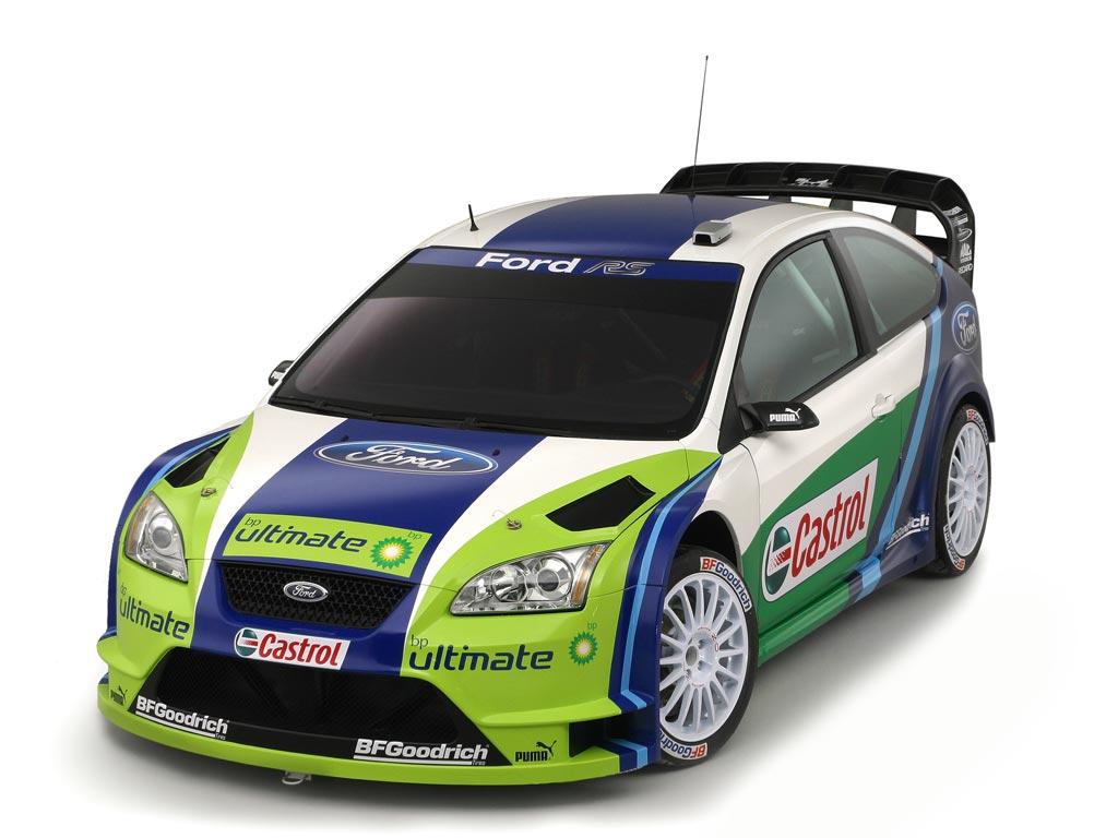 2006 Ford Focus RS World Rally  conceptcarzcom