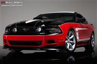 2014 Saleen George Follmer Edition Mustang image.