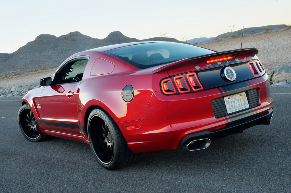 carroll - 2011 Ford Mustang Shelby Gt500 With Shelby Super Snake Package